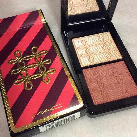 MAC Cosmetics Other - MAC nutcracker sweet copper face compact